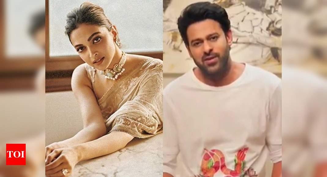 Deepika Padukone and Prabhas to come together for a film ...